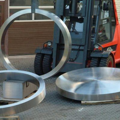 Custom Forging Large Ring